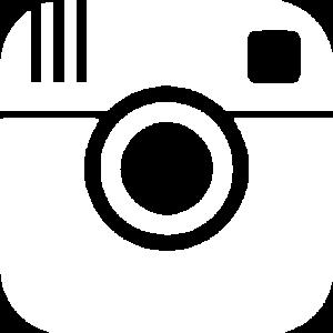 Instagram social media link logo